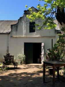 Annandale Wine Estate during our Cape Winelands tour