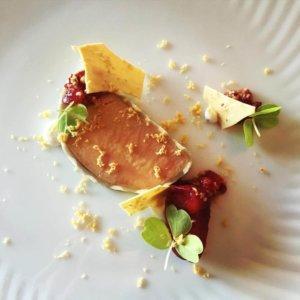 foie gras at Per Se NYC