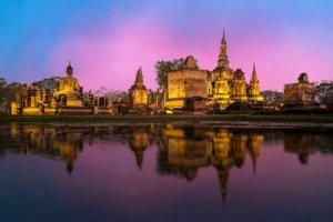 Temples in Thailand