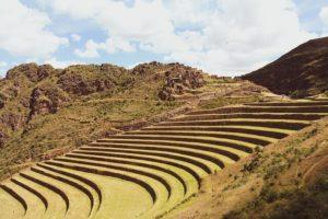 Pisac ruins, Sacred Valley