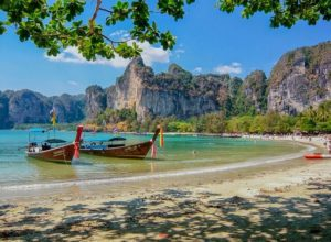 Best Beaches in Thailand- Railay