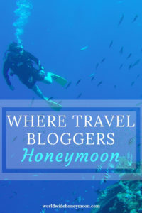 Where Travel Bloggers Honeymoon Pinterest Pin 4