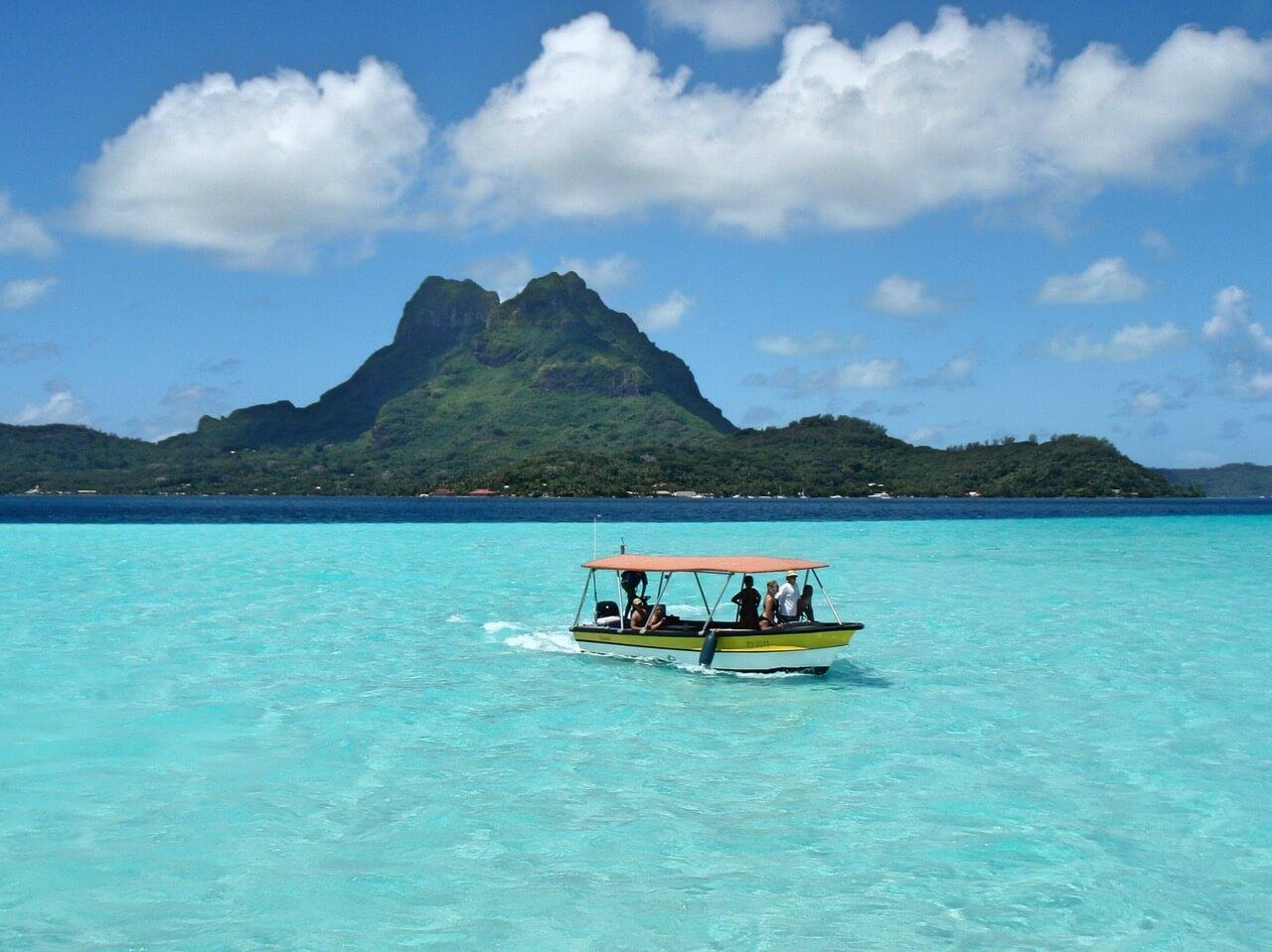 Bora Bora beaches