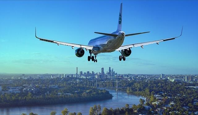 Aircraft landing, 2018 yearly recap: how many miles have we earned?