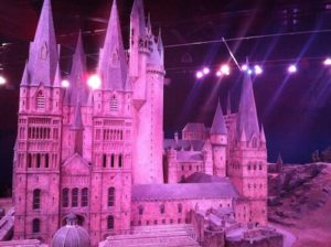 Hogwarts Mini Model