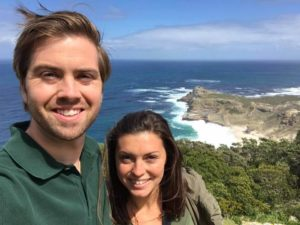 Kat and Chris Cape Peninsula- Get Started Page