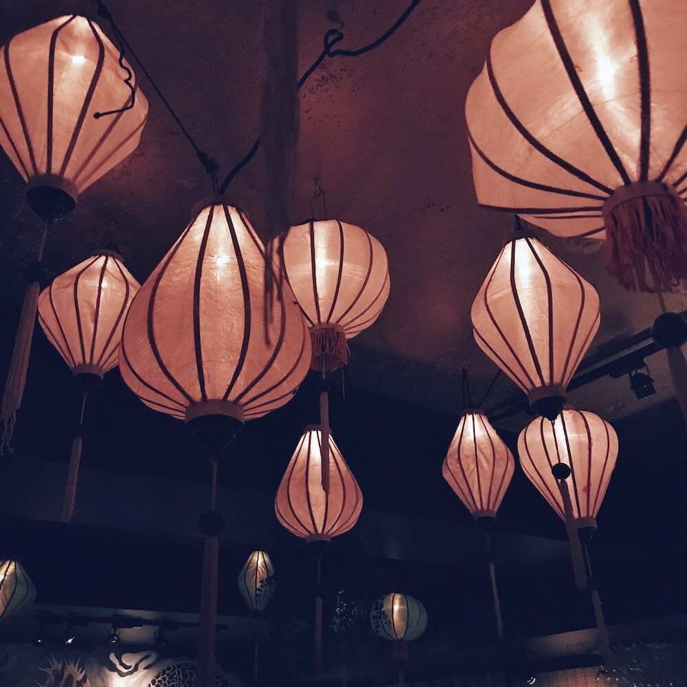 Speakeasy lanterns