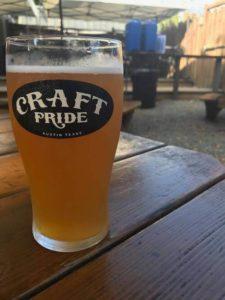 Craft Pride beer