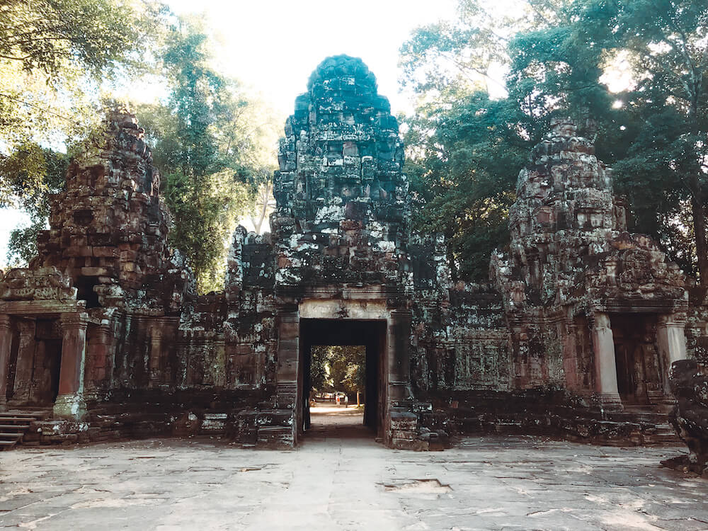 3-Week Southeast Asia Itinerary Header Page