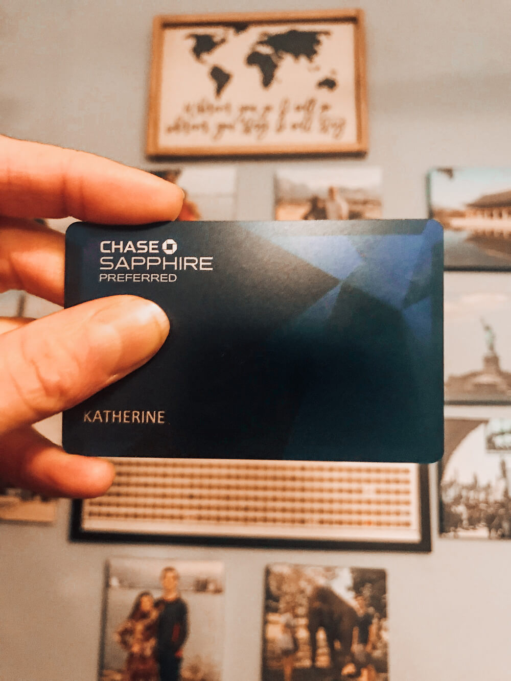 Chase Sapphire Preferred Card- Chase 5/24 Rule