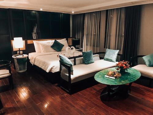Chi Boutique Hotel room