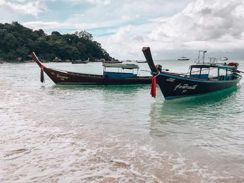 Koh Lipe boats 1