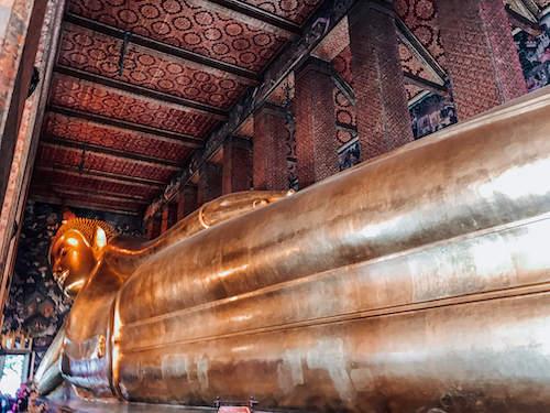 Wat Pho Reclining Buddha