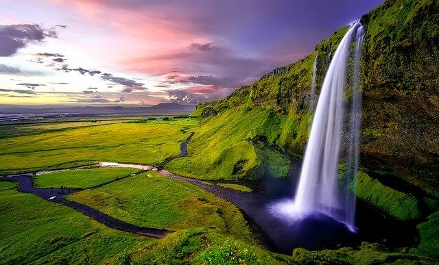 Seljalands Foss, Iceland