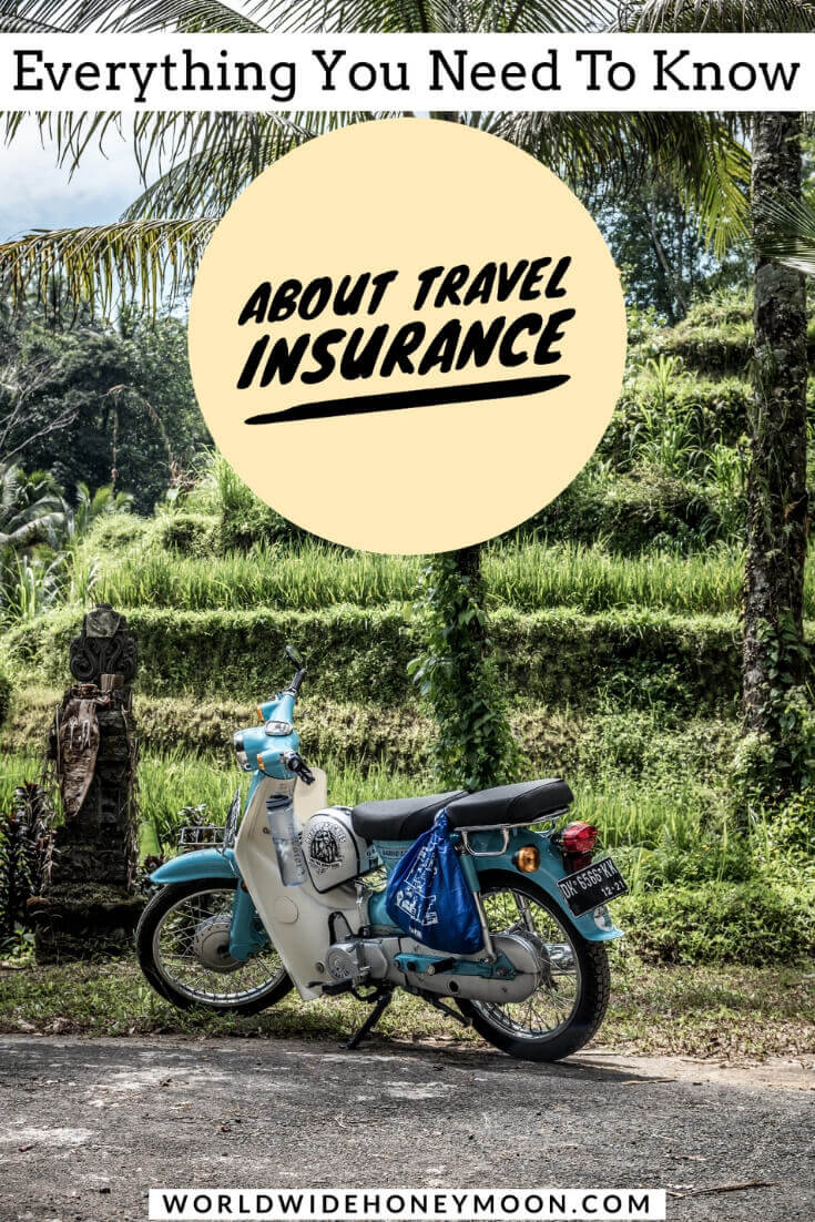 Everything You Need to Know About Travel Insurance Pinterest Pin