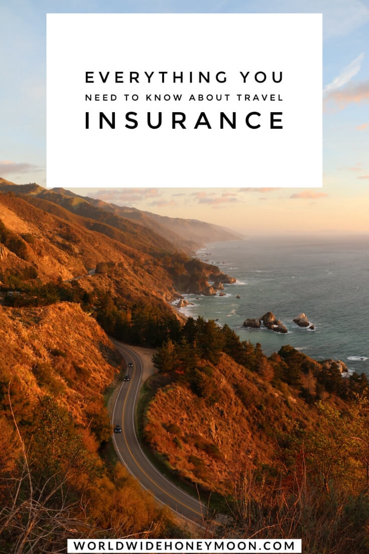 Everything You Need to Know About Trip Insurance Pinterest Pin