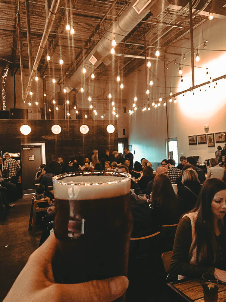 Lost Forty Brewing