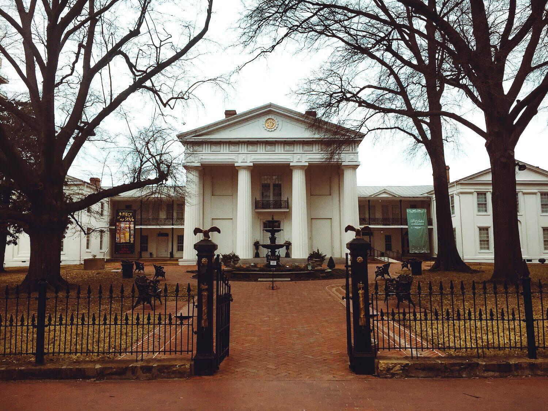 Old Statehouse Museum, Little Rock, Arkansas
