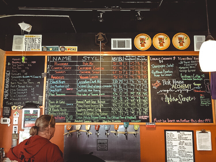 Stone's Throw Brewery