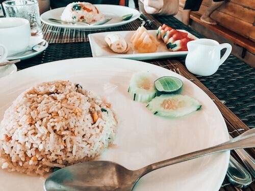 Ten Moons Lipe fried rice
