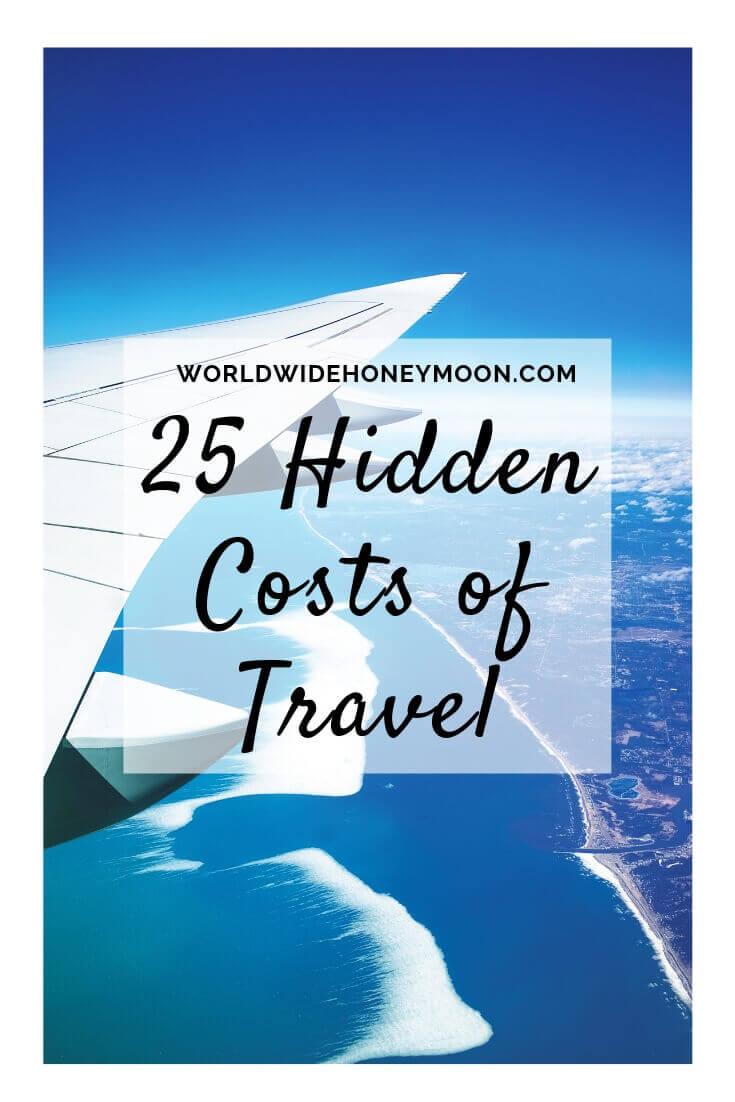 25 Hidden Costs of Travel