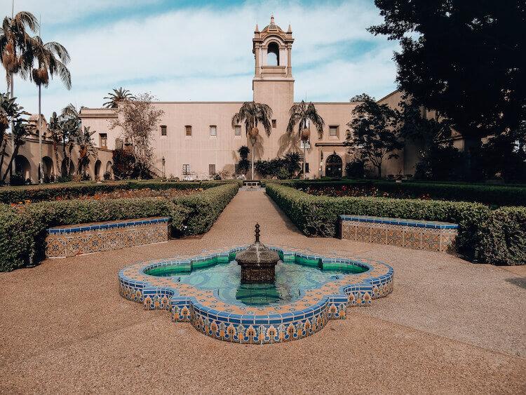 Alcazar Gardens Balboa