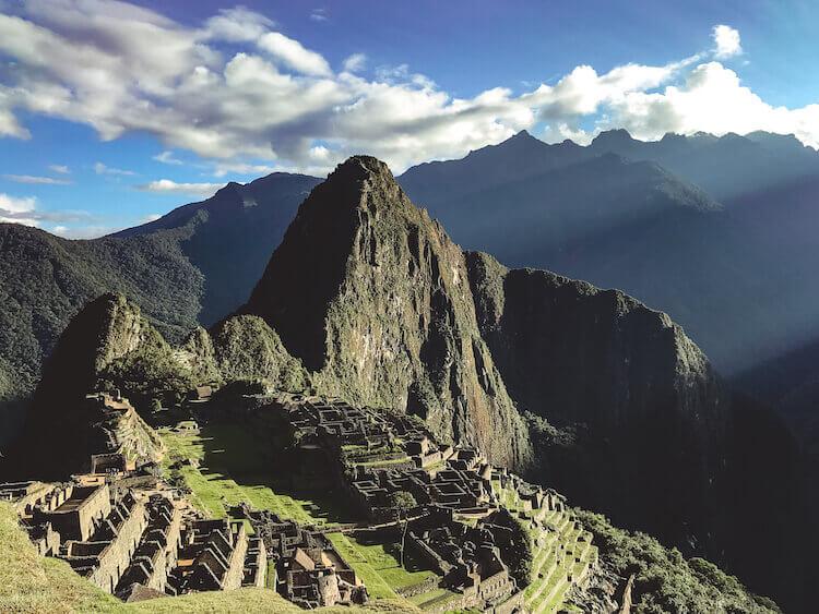 Machu Picchu, Peru - Peru itinerary