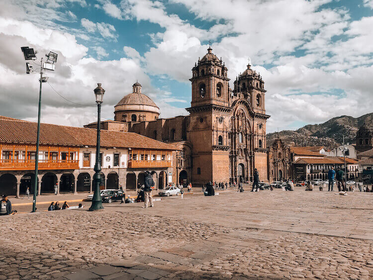 Plaza de Armas in Cusco, Peru - Peru itinerary