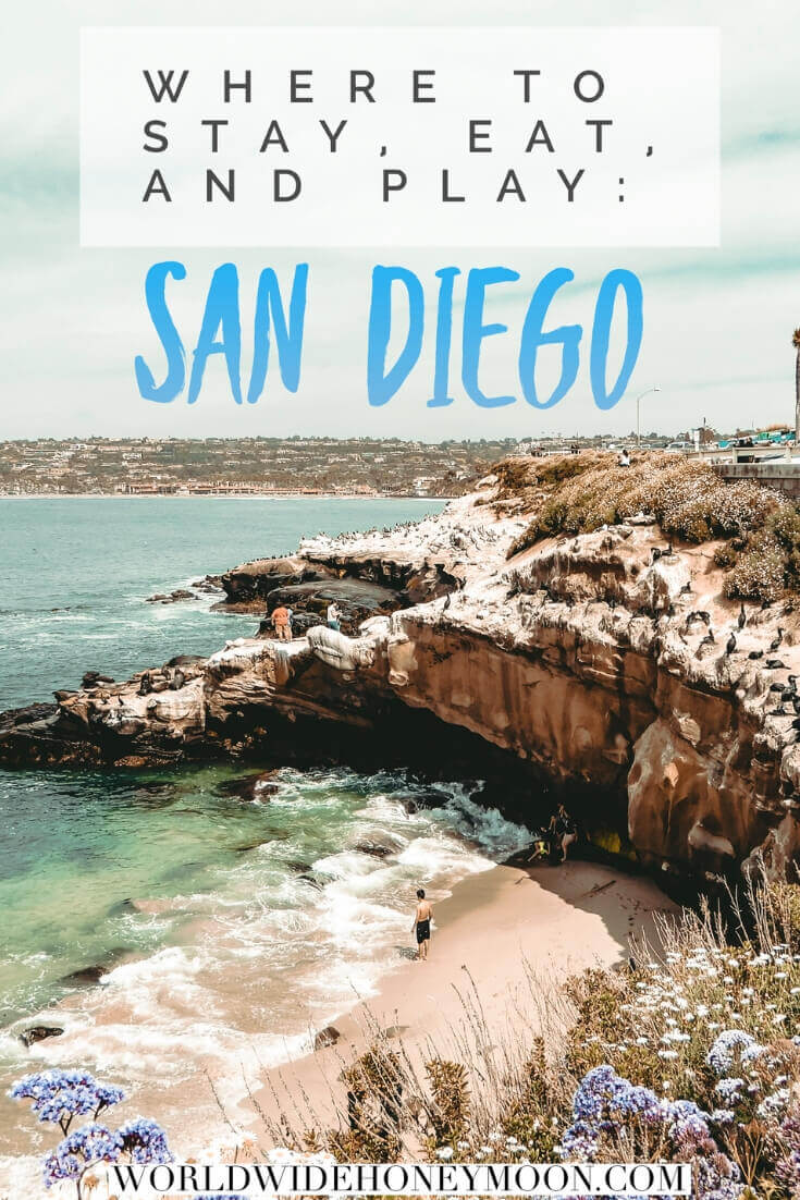 Where to Stay, Eat, and Play One Day in San Diego