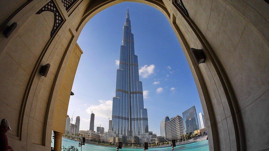 Burj Khalifa Dubai   Dubai honeymoon guide