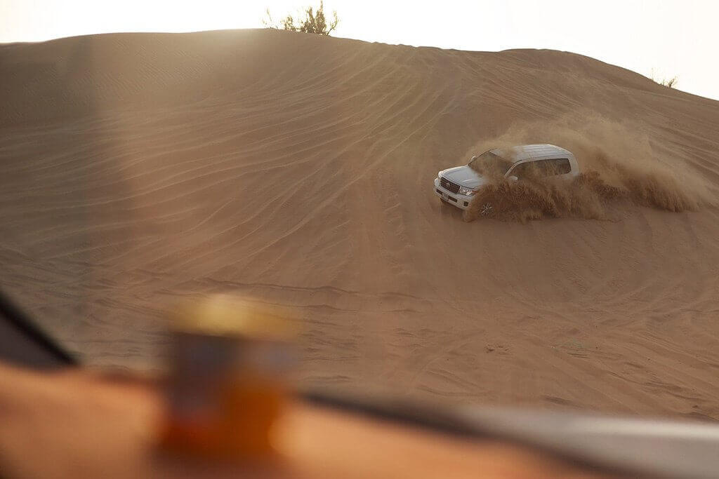 Desert Safari Dubai   Dubai honeymoon guide