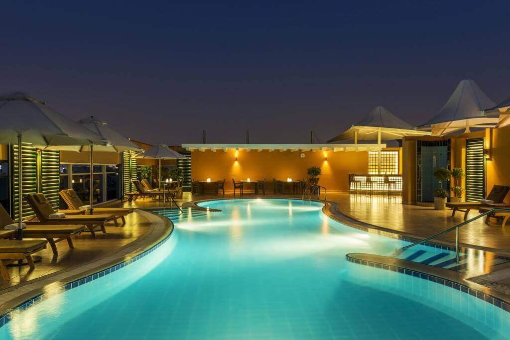Four Points By Sheraton Downtown Dubai   best honeymoon hotels Dubai