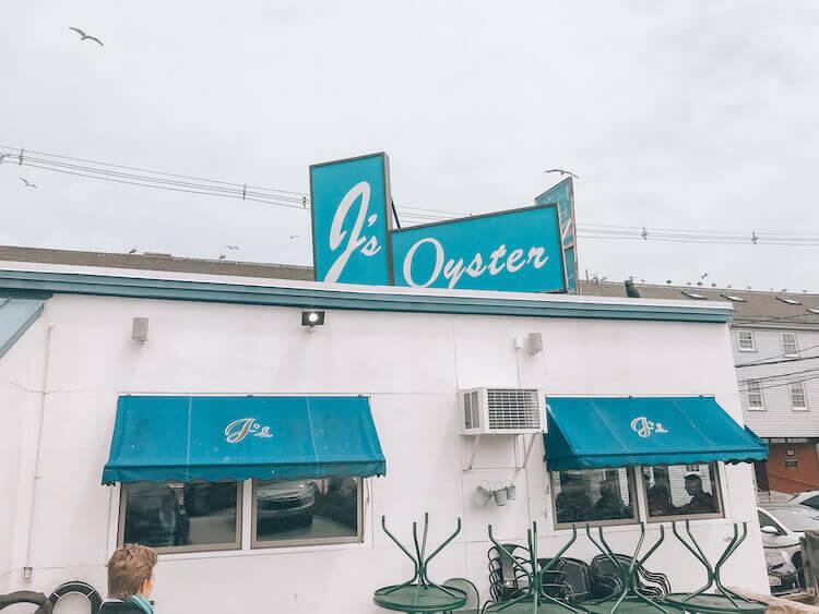 J's Oyster Bar - Where to eat Portland Maine
