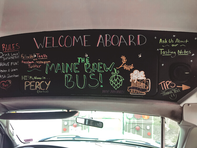 Maine Brew Bus - Best Things to do in Portland Maine