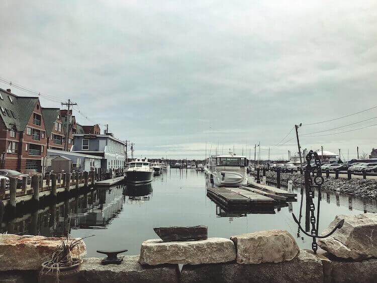 Old Port - Where to go Portland Maine
