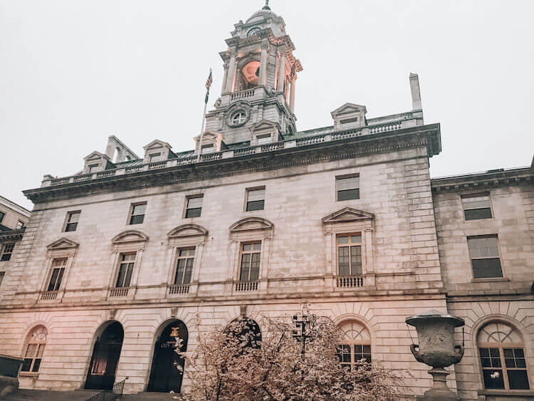 Portland Maine City Hall