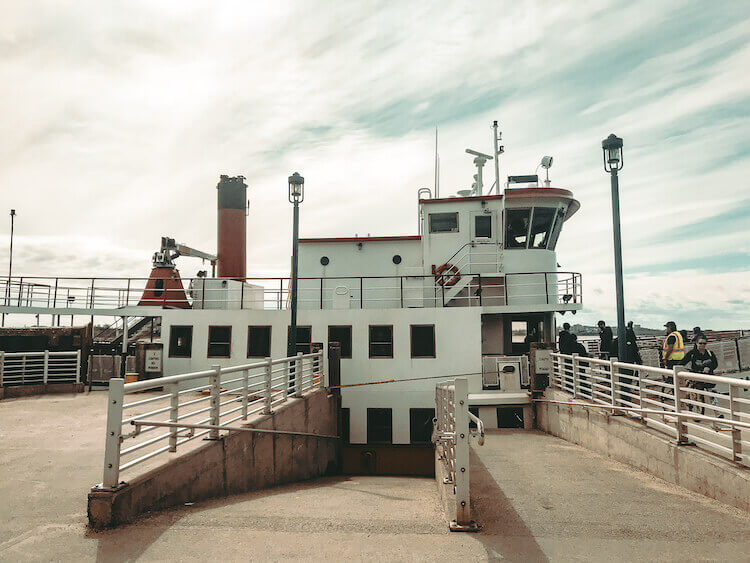 The ferry - things to do Portland Maine