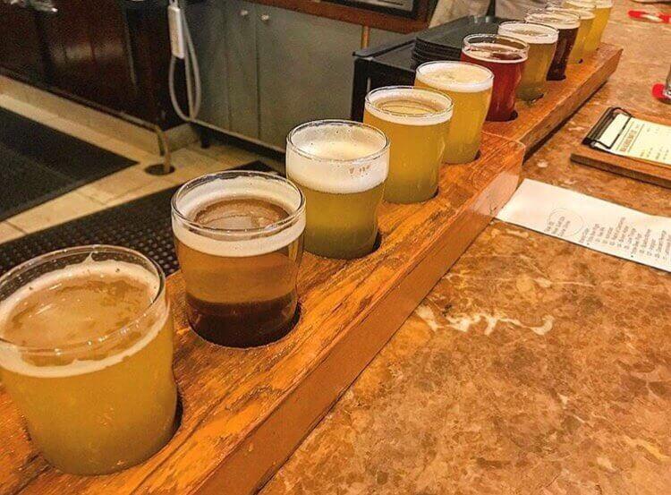 beers in Northern Virginia