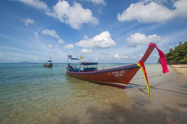 Best Beaches in Thailand for Your Romantic Getaway