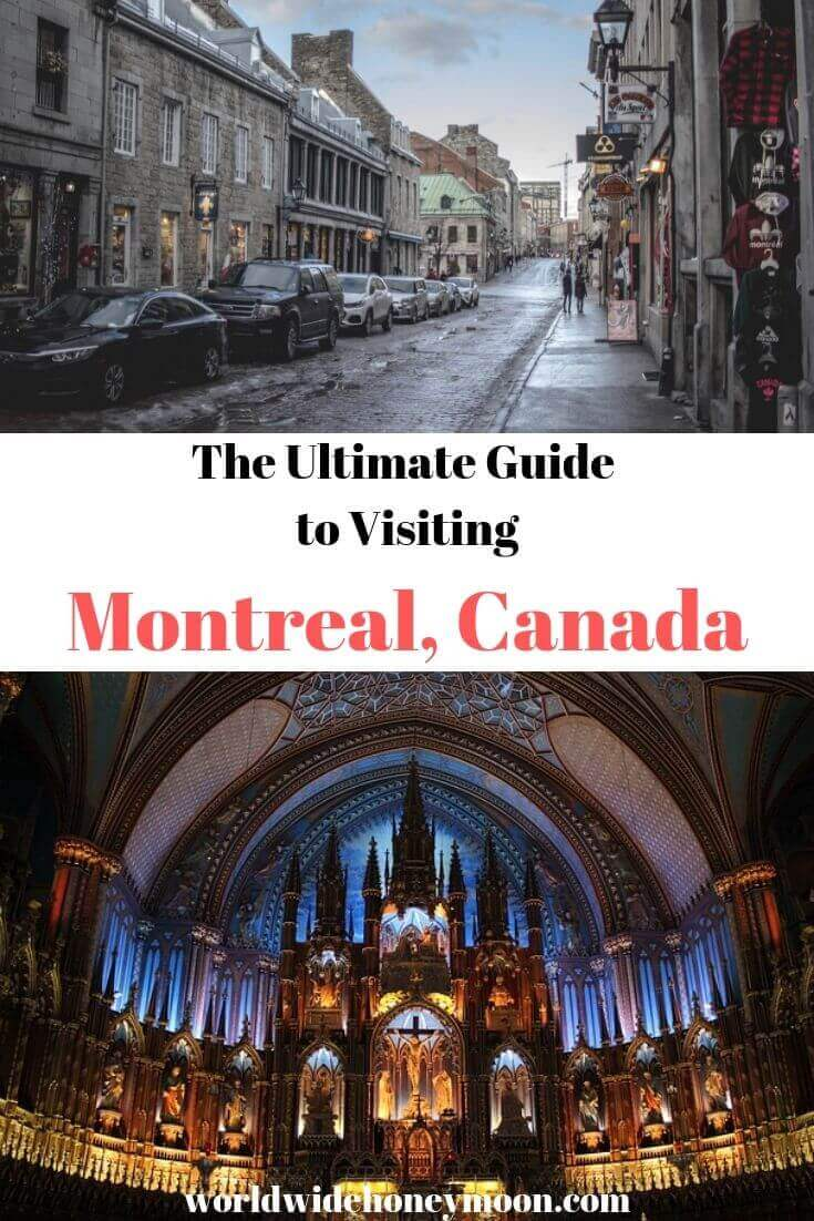 The Ultimate Guide to Visiting Montreal, Canada- 3 Days in Montreal