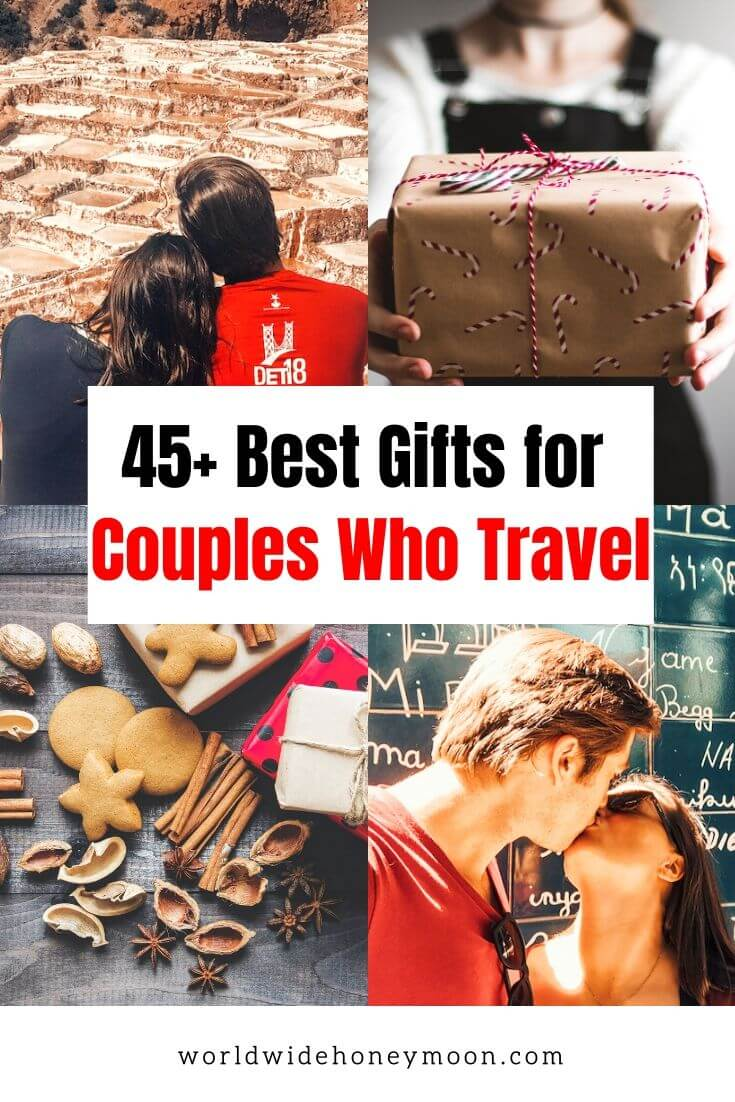 45+ Best Gifts for Couples Who Travel