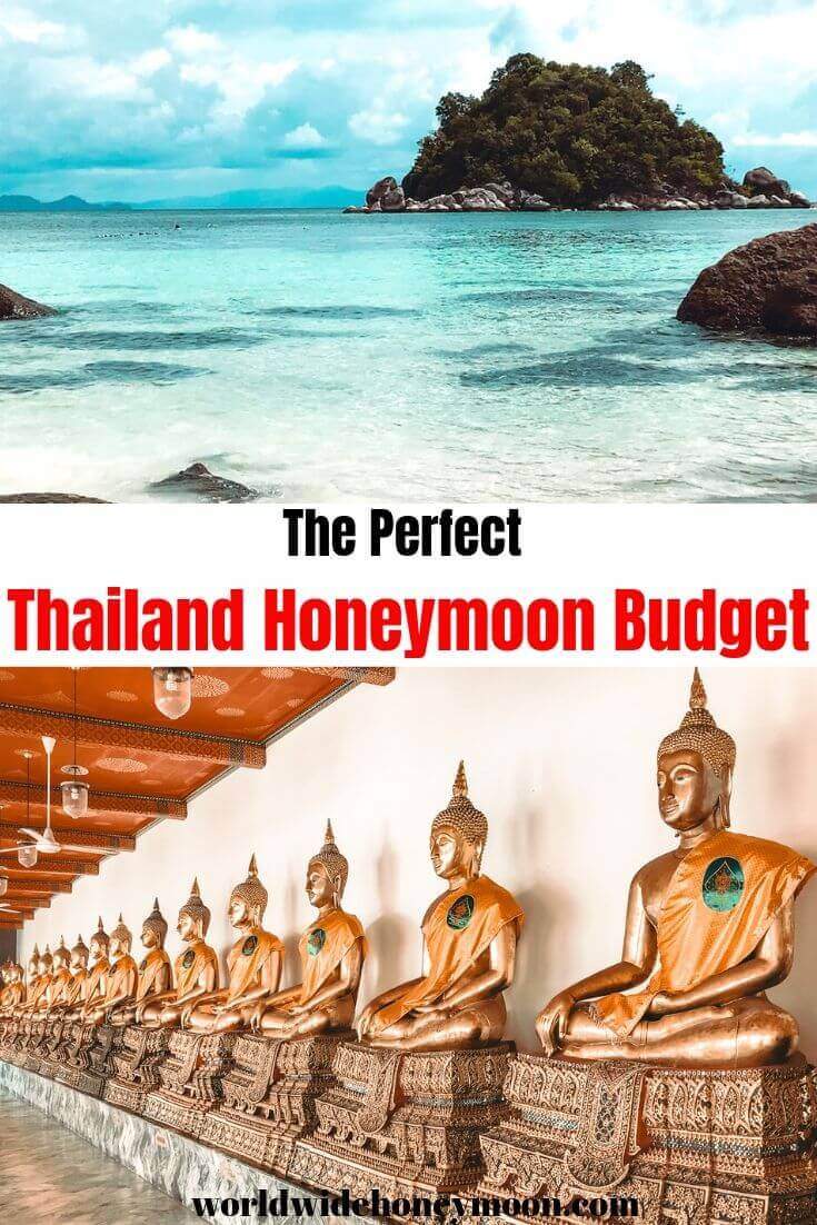 The Perfect Thailand Honeymoon Budget
