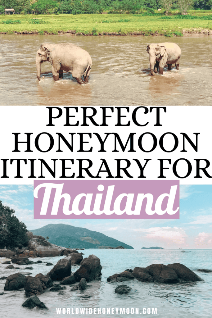 The is the ultimate Thailand Honeymoon Guide | Thailand Honeymoon Itinerary | Thailand Honeymoon Resorts | Thailand Honeymoon Pictures | Ultimate Honeymoon in Thailand | Perfect Honeymoon in Thailand | Bangkok Thailand | Chiang May Thailand | Koh Lipe Thailand | Honeymoon Thailand | Vacation Thailand | Southeast Asia | Thailand Honeymoon Destinations