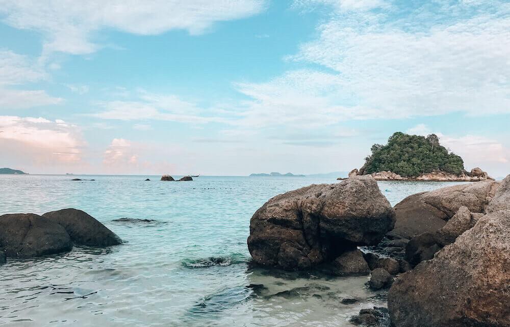 Travel to Koh Lipe, Thailand
