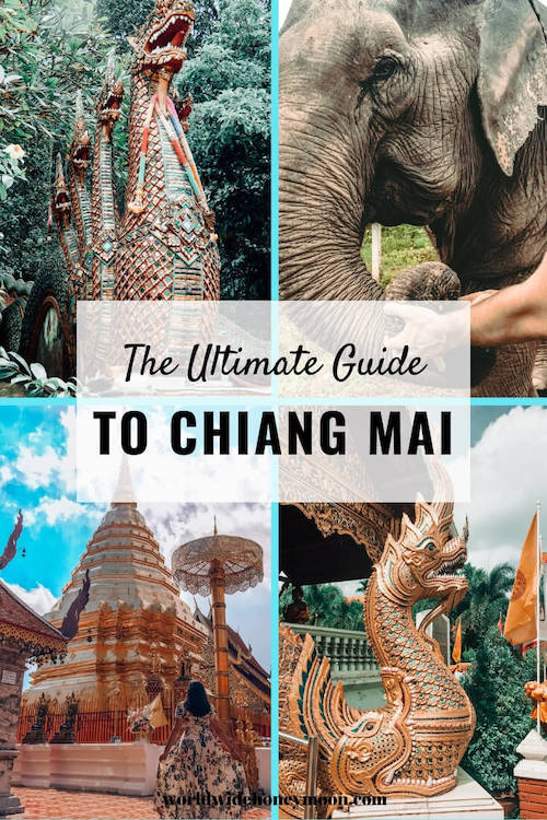 Ultimate Guide to Chiang Mai, Thailand in Just 4 Days