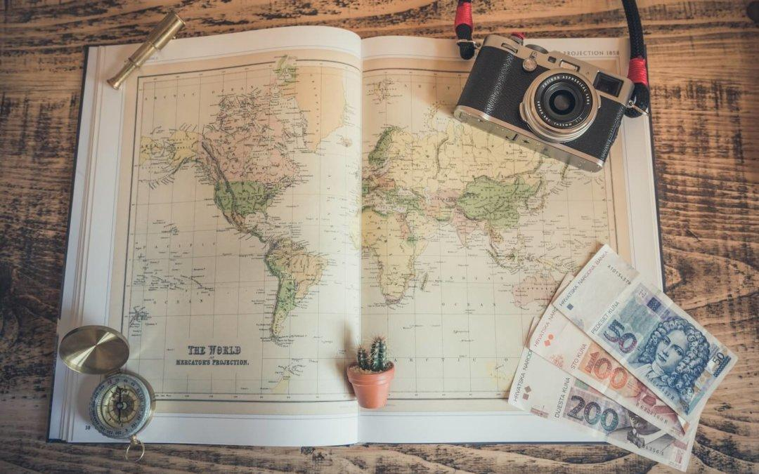 Pre-Travel Checklist: 11 Things to Do Before Traveling Internationally (Plus a Timeline)!