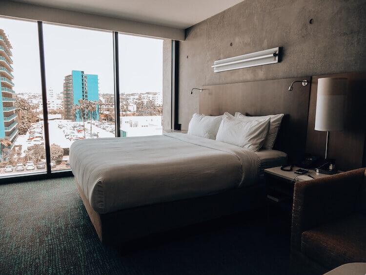King Room at Springhill Suites San Diego Bayfront