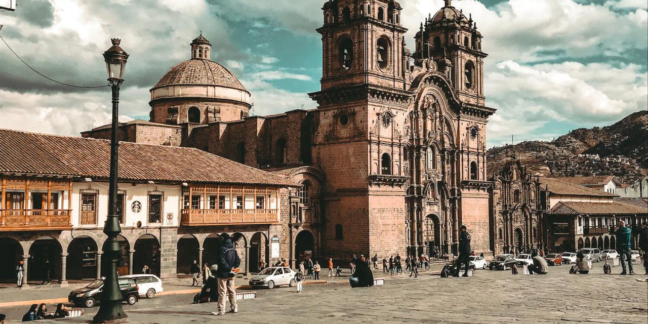 Travel to Cusco, Peru
