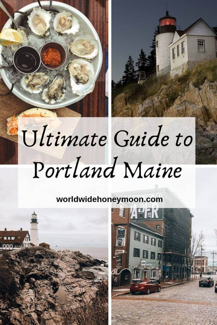 Ultimate Guide to Portland Maine
