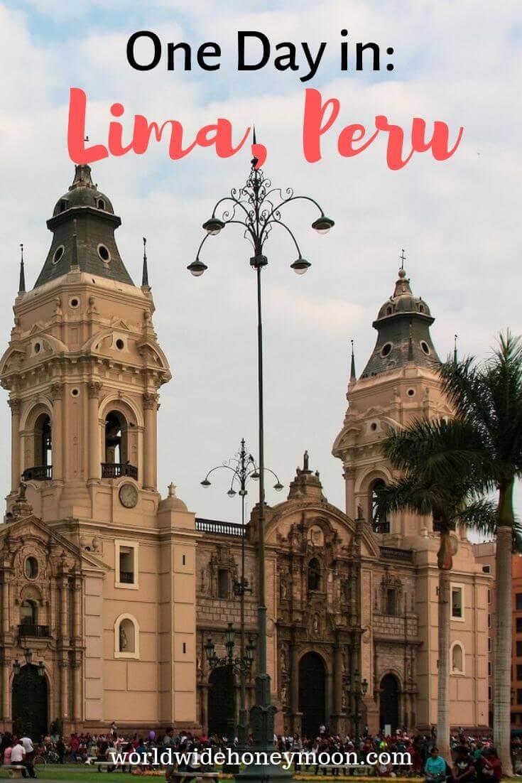 One Day in Lima, Peru